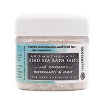 Rareessence Dead Sea Bath Salt