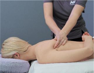 Shoulder Massages
