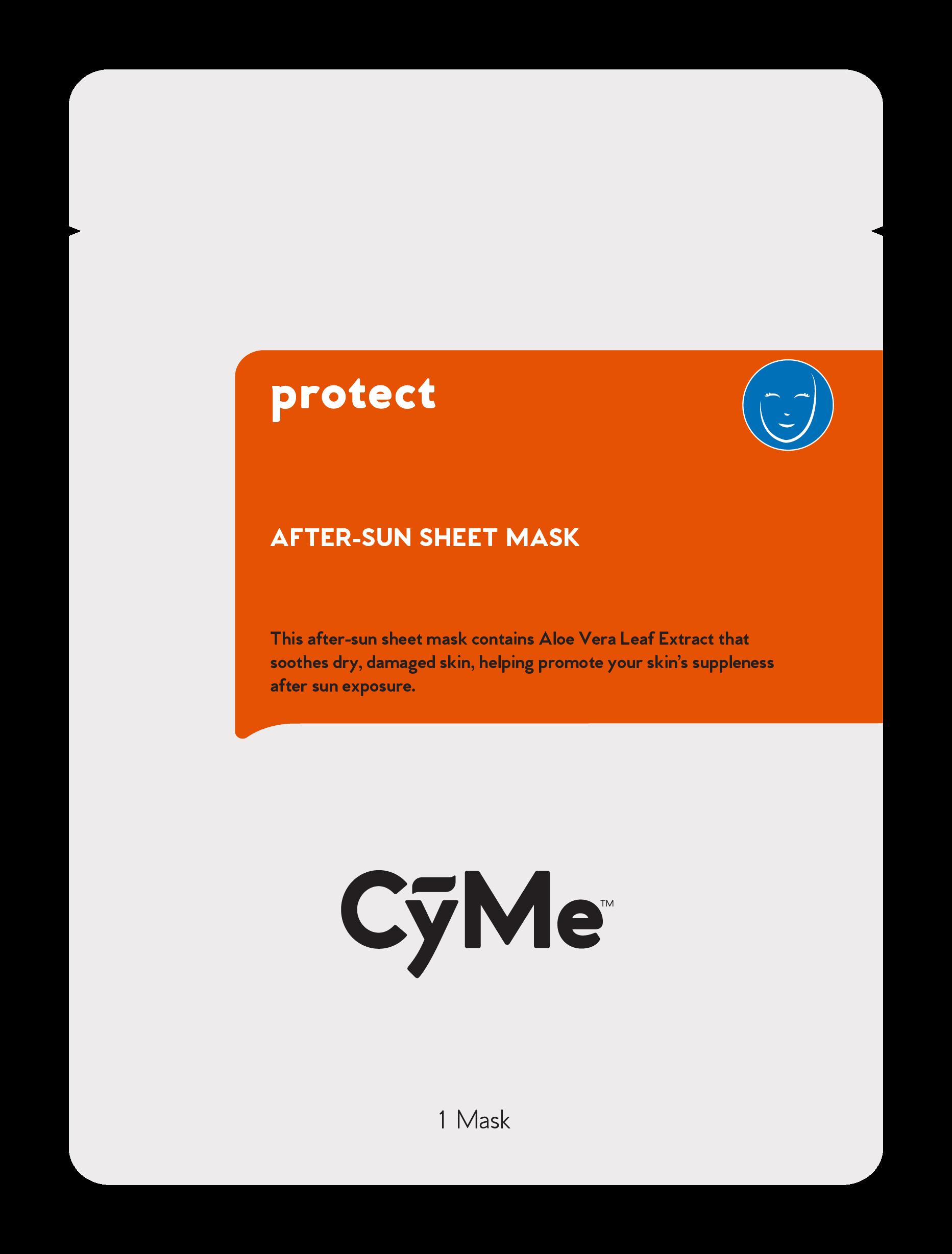 Cyme Sun Care After Sun Mask