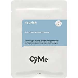 Cyme Nourish foot mask