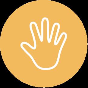 Icon Exfoliating Hand