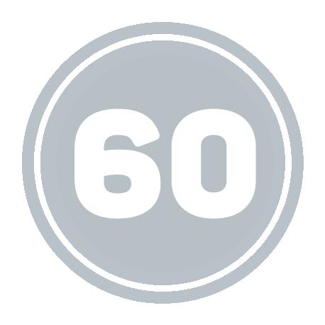 Service Times 60min